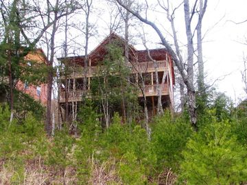 Pigeon Forge cabin rental - Your destination is The Journey