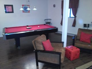 Emerald Lakes house photo - Family Room features 8' Pool Table