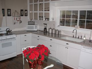 Durango farmhouse photo - Very large fully equipped kitchen!