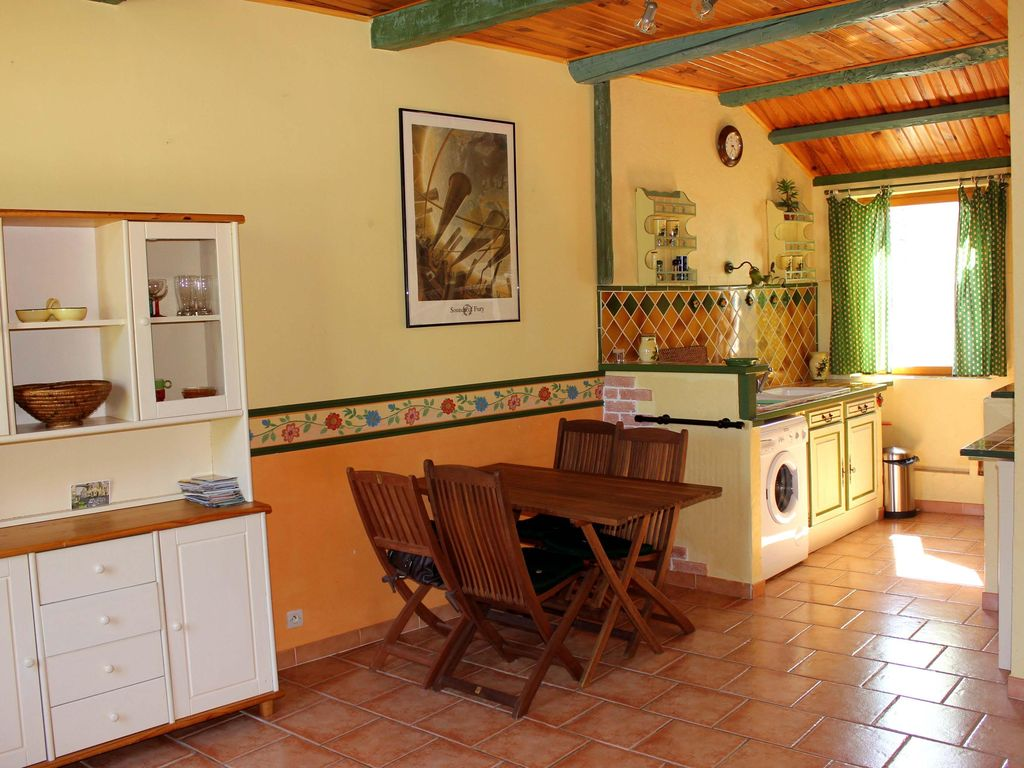 Air-conditioned accommodation, 54 square meters , Anduze, France