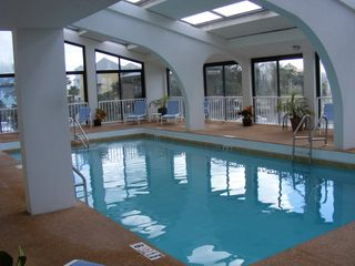 Gulf Shores condo photo - The Inside Pool