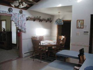 Cape May house photo - Open Kitchen and Dining Area