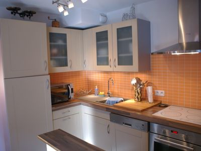Morzine apartment rental - THE KITCHEN