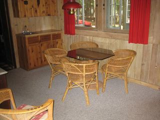 Bellaire / Shanty Creek cottage photo - Game Table