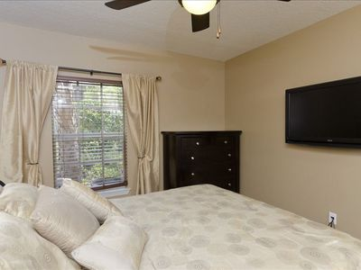 Master Bedroom with Flatscreen