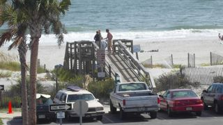 Tybee Island condo photo - Walk to Beach
