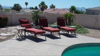 Lake Havasu City house photo - Pool Deck Area