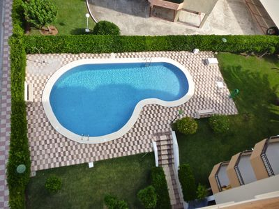 Xeraco apartment rental - Tabarka Swimming Pool