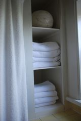 Ann Arbor house photo - Plenty of white, fluffy towels!
