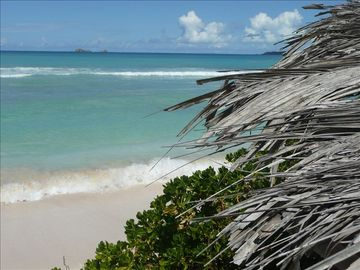Virgin Gorda condo rental - Nail Bay Beach