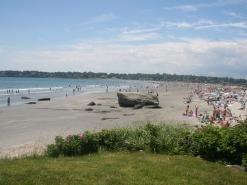 Newport house rental - A beautiful day at the beach!