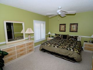 Sanibel Island condo photo - Spacious Master