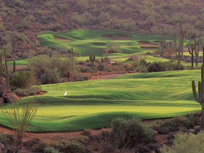 Seven local golf courses to choose from