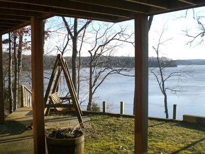 Picture yourself relaxing and overlooking beautiful, peaceful Lake Barkley!