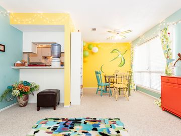 Austin condo rental - Welcome to the Sweet Little Suite!