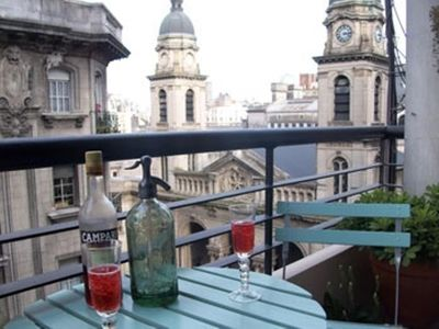 Apartment 817 m from the center of Buenos Aires with Internet, Air conditioning, Lift, Terrace (399037)