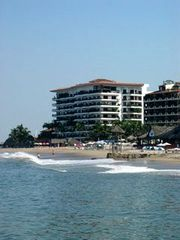 Puerto Vallarta condo photo - Vista del Sol Building right on Los Muertos Beach