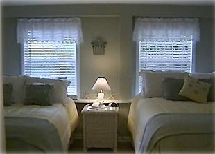 Sanibel Island house rental - Bedroom #3 (Queen & Double)