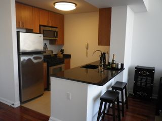 Midtown Manhattan apartment photo - kitchen