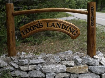 Presque Isle cottage rental - Welcome to Loon's Landing!