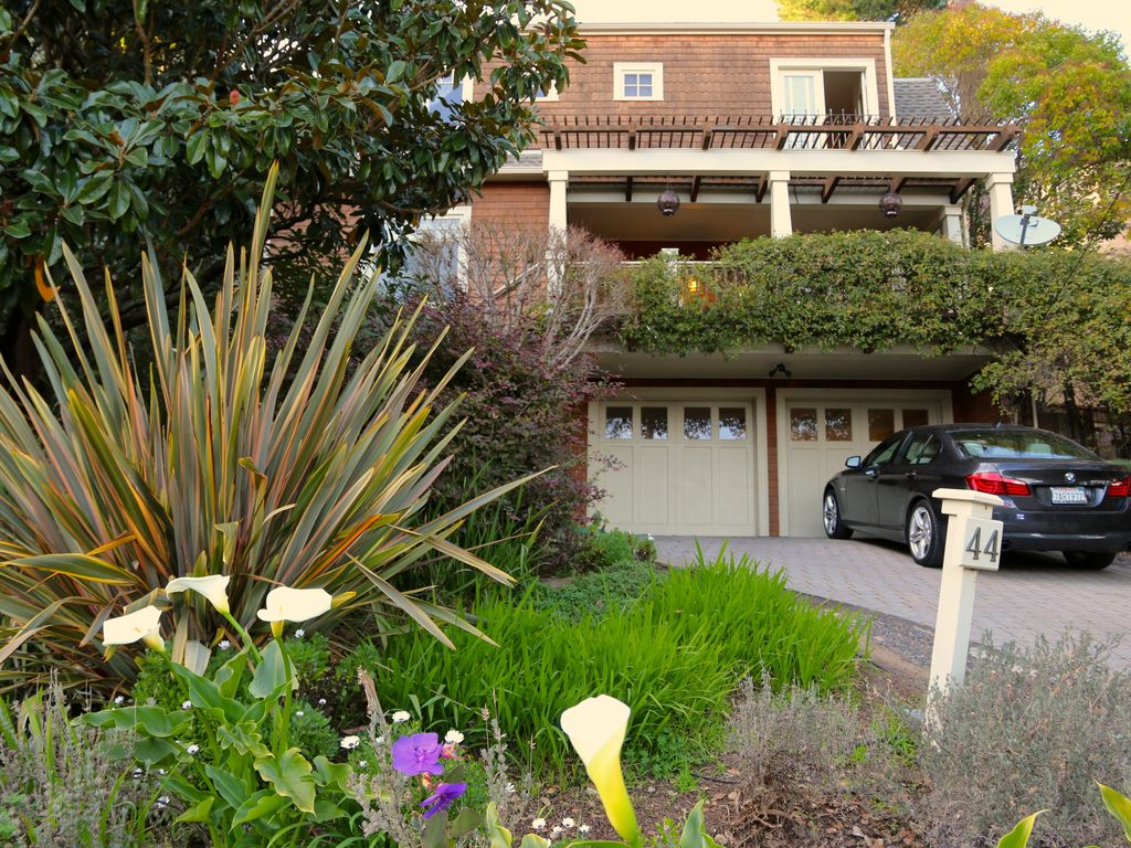 Mill valley vacation rental vrbo 676126 4 br san for Vacation rentals san francisco bay area