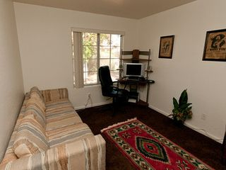 Third bedroom/office with fold-out couch - Phoenix house vacation rental photo