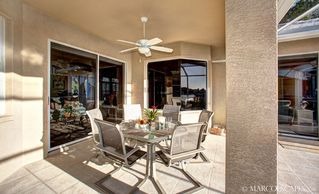 Vacation Homes in Marco Island house photo - Dining on the Lanai