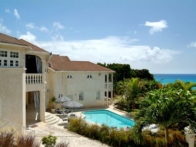 Barbados beachfront luxury villa   -   Sea Symphony