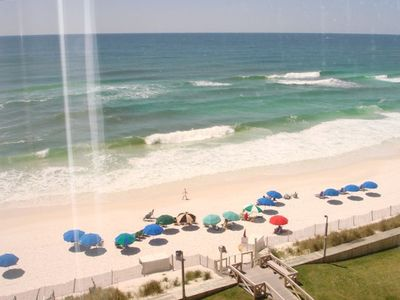 MASTER BEDROOM VIEW OF GULF OF MEXICO