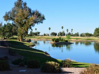 Mesa condo photo - Closer View of Golf Course