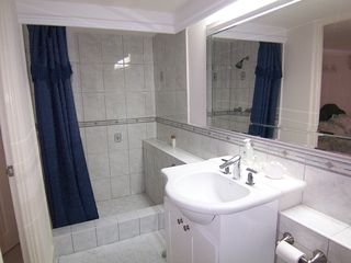 Paynes Bay apartment photo - Bathroom