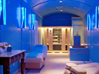 Cruz Bay villa photo - Eco Serendib Spa featuring Sodashi all natural productions, Sauna, Steam