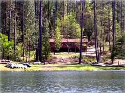 Watanda Lodge at Lake Vera/ Sleeps 2-10, Waterfront view