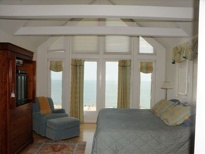 Master Bedroom Suite with door to sun deck