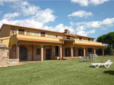 Apartment for 8 people in Costa Etrusca