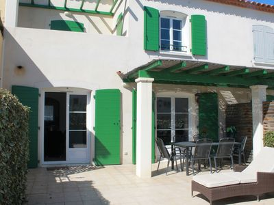 Beautiful Villa Narbonne Plage Family-friendly Beach With Numerous Amenities.