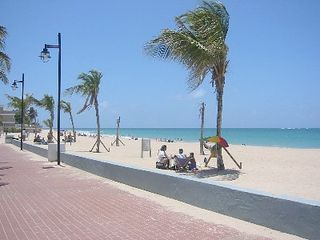 San Juan apartment photo - The apartment is 2 blocks walk to the Beach
