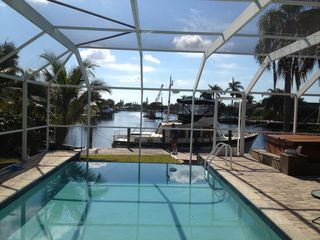 Cape Coral villa photo - This is why vacationers flock to Florida.