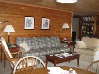 Lake Bomoseen house photo - cozy & comfortable