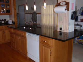 Sunrise Beach house photo - Kitchen, new granite counter tops