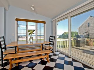 Narragansett Pier house photo - Eat in kitchen
