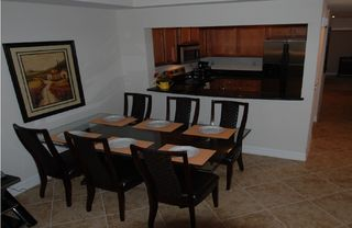 Tampa townhome photo - Dining Area , sitting 8 people