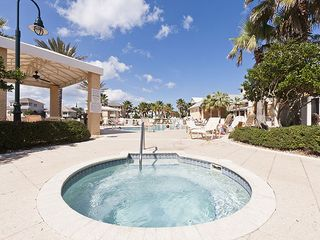 Ormond Beach condo photo - Oh! A heated outdoor jacuzzi!