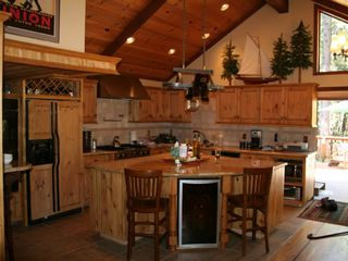 Tahoe City house photo - Kitchen