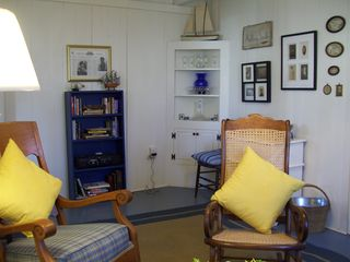 Another look at den. - Oak Bluffs house vacation rental photo