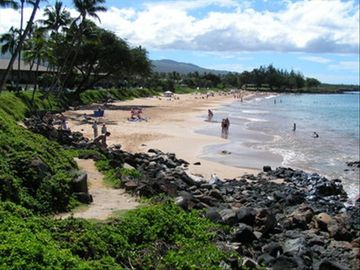 Kamaole III Beach - Accross the street from Kihei Kai Nani