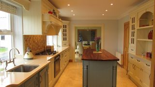 Galway City Area house photo - Gourmet kitchen equipped with all high quality appliances .
