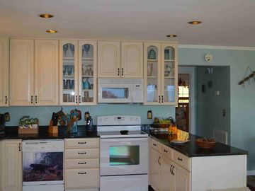 Large Fully equiped Kitchen.