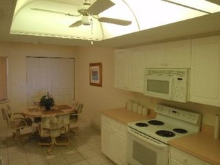 Cape Canaveral condo photo - Kitchen and laundry
