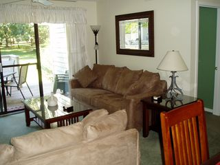 Kingston Plantation villa photo - Queen Sofa Bed